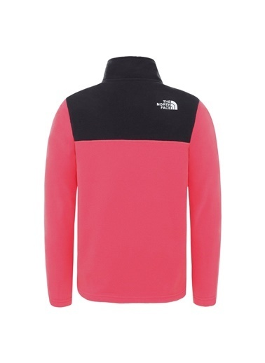The North Face Glacier Yarım Feremuarlıçocuk Polar Pembe Pembe